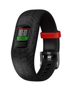 Smartband fitness Garmin VivoFit Jr 2 Spiderman, Negru_1