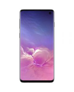 Telefon mobil Samsung Galaxy S10, 128GB, 4G, Dual SIM, Negru_1