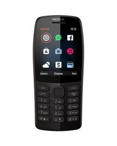 Telefon mobil Nokia 210 (2019), Dual SIM, Negru_1