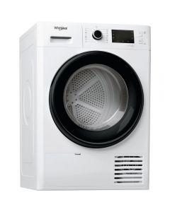 Uscator de rufe Whirlpool FTM228X3BEU FreshCare+ , Pompa de caldura, 8 kg, Clasa A+++_1