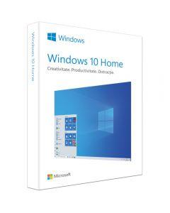 Microsoft Windows 10 Home, Licenta retail USB, FPP, 32/64-bit, Engleza