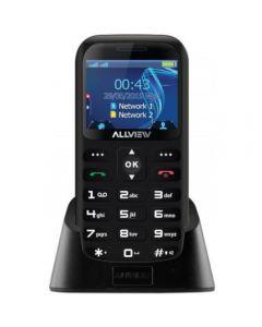 Telefon mobil Allview D2 Senior, Dual SIM, Negru_1