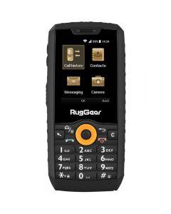Telefon mobil RugGear RG150, Dual SIM, Negru_1