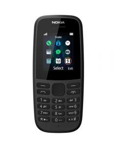 Telefon mobil Nokia 105 (2019), Dual SIM, Negru_1