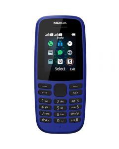 Telefon mobil Nokia 105 (2019), Dual SIM, Albastru_1