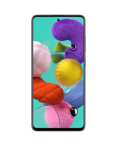 Telefon mobil Samsung Galaxy A51, 128GB, 4GB, Dual SIM, Prism Crush Black_1