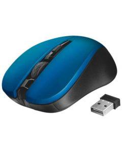 Mouse wireless Trust Mydo Silent Click, Albastru_1