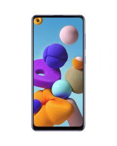 Telefon mobil Samsung Galaxy A21s, 32GB, Dual SIM, Prism Crush Blue_1