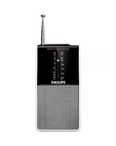 Radio portabil Philips AE1530, FM, Negru_1