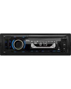 Media Player Auto Akai CA016A-9008U, 4x25W, AUX, Bluetooth, Negru_1