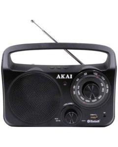 Radio portabil Akai APR-85BT, Bluetooth, Negru_1