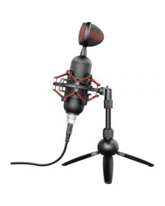 Microfon Trust GXT 244 Buzz Streaming, Negru_1