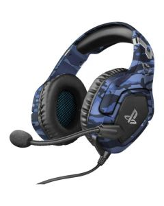 Casti gaming Trust GXT 488 FORZE-B, licenta oficiala pentru PlayStation 4_1