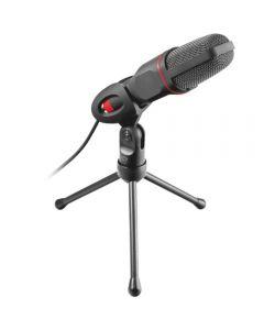 Microfon Trust Mico GXT 212, Negru_1