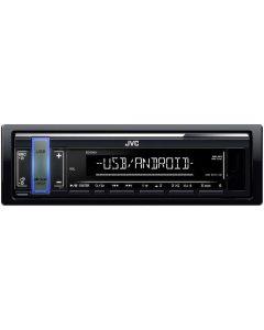 Media Player Auto JVC KD-X161, 4 x 50W, USB, AUX_1
