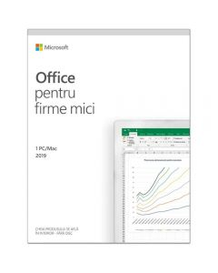 Microsoft Office 2019 PC/Mac, Home and Business, English, Medialess P6_1