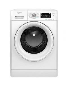 Masina de spalat rufe Whirlpool FFB 7238 WV EE, 1200 RPM, 7 kg, Clasa A+++