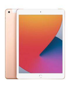 "Apple iPad (2020), 10.2"", 128GB, Cellular, Gold_1"