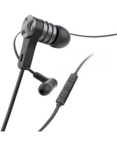 Casti audio In-Ear Hama Intense, Negru1