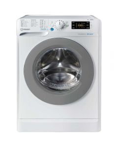 Masina de spalat rufe Indesit BWE 81484X WS EE N, 1400 RPM, 8 kg, Clasa A+++
