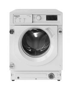 Masina de spalat rufe incorporabila Hotpoint BIWMHG81484EU, 1400 rpm, 8 Kg, Clasa A+++