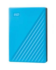 """HDD extern WD My Passport 4TB, 2.5"""", USB 3.2 Gen1, Albastru_1"""