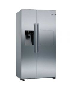 Side by Side Bosch KAG93AIEP, No Frost, 531 l, Clasa A++