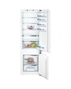 Combina frigorifica incorporabila Bosch KIS87AFE0, 270 l, Clasa A++