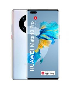 Telefon mobil Huawei Mate 40 Pro 5G, 256GB, 8GB, Dual SIM, Argintiu_1