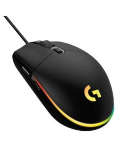 Mouse Gaming Logitech G102 Lightsync, Negru_1