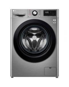 Masina de spalat rufe slim LG F2WN2S6S6TE, 1200 RPM, 6.5 kg, Clasa E