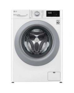 Masina de spalat rufe slim LG F2WN2S6N4E, 1200 RPM, 6.5 kg, Clasa A+++