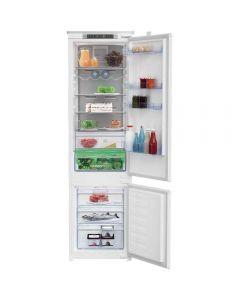 Combina frigorifica incorporabila Beko BCNA306E4SN, 284 l, Clasa E