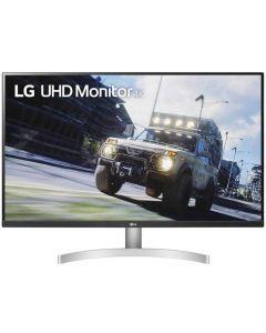 """Monitor LED LG 32UN500-W, 31.5"""", Ultra HD 4K, FreeSync, DisplayPort, Alb_1"""