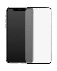 Folie protectie Lemontti Full Fit pentru iPhone 12/12 Pro, Negru_1