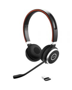 Casti PC On-Ear Jabra Evolve 65, Bluetooth, Negru_1