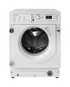 Masina de spalat rufe incorporabila Indesit BI WMIL 71252 EU N, 1200 rpm, 7 Kg, Clasa A+++
