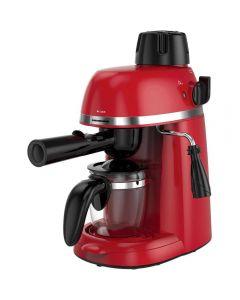 Espressor manual Heinner KOPY 350RD, 800 W, 0.24 L, 3.5 bar, Rosu