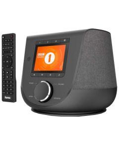 Internet Radio Hama DIR3200SBT, Bluetooth, DAB/DAB+, 10W, Negru_1