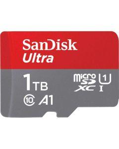 Card de memorie SanDisk Ultra microSDXC, 1TB, 120MB/s, A1 Class 10 UHS-I + SD Adapter_1