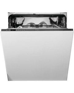 Masina de spalat vase incorporabila Whirlpool WIO 3T133 PE 6.5, 14 seturi, 10 programe, Clasa D