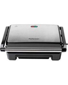 Gratar electric Rohnson R2105 Panini grill, 800 W