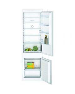 Combina frigorifica incorporabila Bosch KIV87NSF0, LowFrost, 268 l, Clasa A+_1