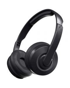 Casti Audio On-Ear Skullcandy Cassette, Bluetooth, Black Gray