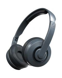 Casti Audio On-Ear Skullcandy Cassette, Bluetooth, Chill Grey_1