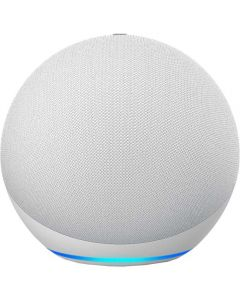 Boxa inteligenta Amazon Echo Dot 4rd Gen, Glacier White_1