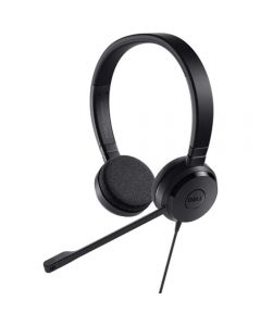 Casti PC On-Ear Dell Pro UC150, Negru_1