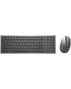 Kit Tastatura + Mouse Dell Multi-Device KM7120W, Wireless, Negru_1