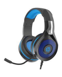 Casti gaming cu microfon HP DHE-8010, Negru_1
