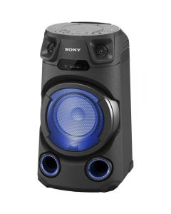 Sistem audio High Power Sony MHC-V13, Jet BASS Booster, Bluetooth, USB, CD, Negru_1